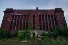 York County Prison: an Abandoned Penitentiary in York, PA