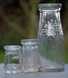 vintage glass - always looking for more!