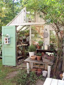 grow house and hide-away