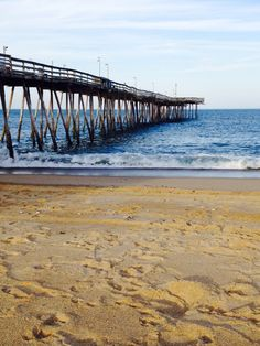 Avalon pier | Kill Devil Hills, NC