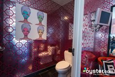 The Barbie Suite at The Palms Casino Resort