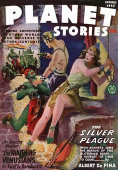 Comic Book Cover For Planet Stories v02 10