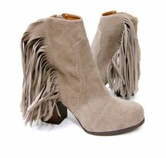 Jeffrey Campbell 'Prance' Bootie (Taupe)