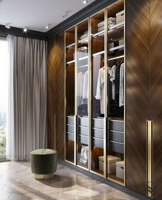 Creating a wardrobe design to make your own wardrobe can be the best way to ensure that you get a wardrobe that is created specifically for you. Creating a custom wardrobe design will allow you to factor in the various… Continue Reading → Wardrobe Design Bedroom, Diy Wardrobe, Bedroom Wardrobe, Modern Bedroom Design, Luxury Wardrobe, Modern Wardrobe, Modern Closet, Wardrobe Ideas, Capsule Wardrobe