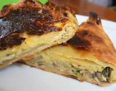Greek Beauty, Appetizers, Appetizer Ideas, Greek Recipes, Cheesesteak, Quiche, Sandwiches, Recipies, Food And Drink
