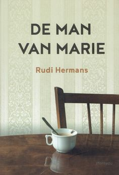"""""""De man van Marie staat om halfacht op. Hij hoeft geen wekker te zetten, elke dag is hij voor dat uur wakker. Toch blijft hij liggen t... Men's Vans, Teacups, Reading, Romans, Book Covers, Books, Game, Libros, Book"""