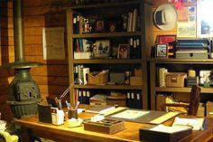 Heartland Set (Barn Office)