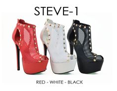 STEVE-1 by Athena Footwear <available in 3 colors> Call (909)718-8295 for wholesale inquiries - thank you!