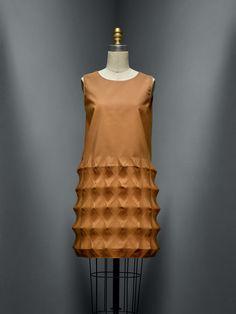 Pierre Cardin Dress, 1968, Haute Couture.