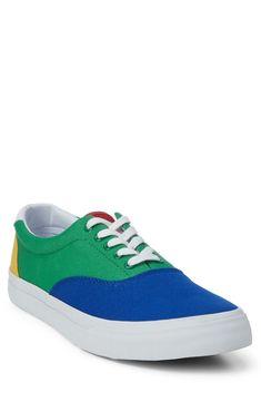 2ca9b7ac2943 POLO RALPH LAUREN THORTON III SNEAKER.  poloralphlauren  shoes