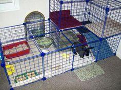 "BunSpace.com Forum: creating an inexpensive bunny ""condo""/ indoor housing"