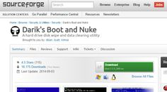 A full tutorial on using Darik's Book And Nuke (DBAN) to permanently erase all…
