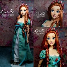 Giselle Doll, disney