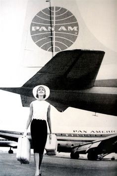 Traveling In Style: 3 Mid-Century Trends We Wish Would Make A Comeback