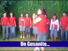 CVM - Dinamicas - Un Gusanito - YouTube