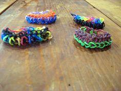 Items similar to Rainbow loom bracelet on Etsy