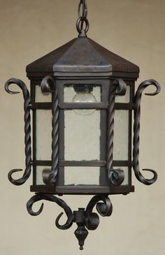 Vintage garden lights light antique outdoor lighting antique and hanging lantern hand forged wrought iron tuscan lantern height 18 aloadofball Image collections
