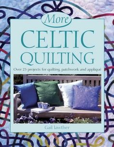 CELTIC PATTERNED QUILT PC