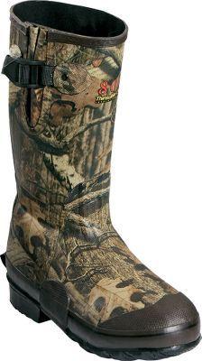 Cabela's Women's 800-Gram Scent-Free Rubber Boots #ZONZCamo