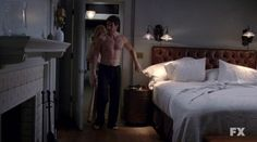 """DYLAN MCDERMOTT nude - 10 images and 5 videos - including scenes from """"American Horror Story"""" - """"Hamburger Hill"""" - """"""""."""