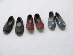 Doll shoes | Flickr - Photo Sharing!