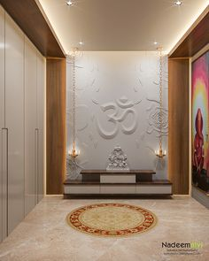 Room partition designs Pooja Room Design on Behance How To Care For Silk Sheets Article Body: Sleepi Pooja Room Door Design, Home Room Design, Living Room Designs, Living Room Partition Design, Room Partition Designs, House Ceiling Design, House Design, Wall Design, Design Design