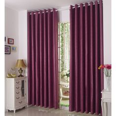 are modern and simple. It is easy to match with any home decor interiors. Solid is classic but beautiful. Shop for solid curtains in our various range of colors. Small Curtains, Bay Window Curtains, Curtain For Door Window, Outdoor Curtains, Grey Curtains, Modern Curtains, Blackout Curtains, Panel Curtains, Living Room White