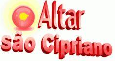 Altar São Cipriano-trabalhos de magia