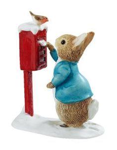 Beatrix Potter Figurine Pierre Lapin poste une lettre (Import Grande Bretagne): Amazon.fr: Cuisine & Maison