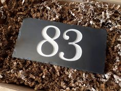 Been putting off ordering your new house sign?  The Easter break is the perfect time to get all of those odd jobs down around the house, so why not pop into our Swansea store this weekend and order a Welsh slate house sign.