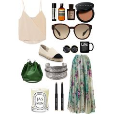 Message in a bottle by camilla-tartaglia on Polyvore featuring polyvore, mode, style, Chelsea Flower, Chicwish, Tory Burch, Louis Vuitton, Forever 21, Prada, Bobbi Brown Cosmetics, Acqua di Parma, Aesop and Diptyque