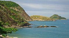 Praia de Itaipu Niteroi rj