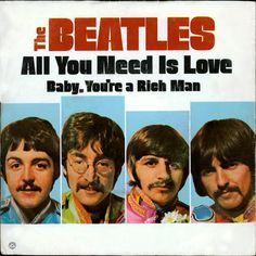 US picture sleeve - The Beatles