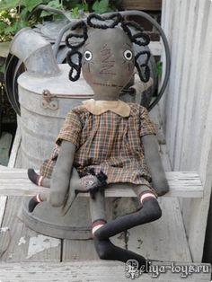 Что же такое чердачная кукла? - Ярмарка Мастеров - ручная работа, handmade
