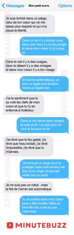 Spécial Canard : les 50 pires SMS d'amour (tu as volé les clefs de mon coeur pour t'enfermer dedans)