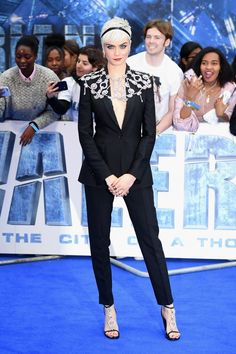 2017 > July 24 - 'Valerian And The City Of A Thousand Planets' European premiere