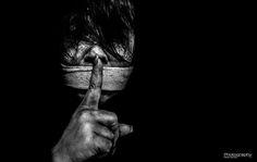 "ph. © Paulo Gomes ""  o silêncio das vítimas de violência """