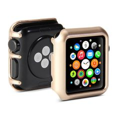 Hard Case Metallic Color for Apple Watch 38mm | GMYLE®