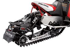 Polaris snowmobile rear suspension