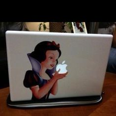 For the disney lovers and Mac lovers!!