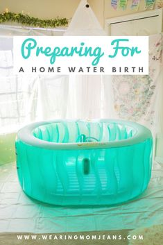 This post is sponsored by Your Water Birth who is the company we got our AMAZING birth pool from. See end of post for exclusive discount. Birthing Ball, Birthing Center, Pool Kits, Water Birth, Childbirth Education, Postpartum Care, Birth Photography, Natural Birth, Midwifery