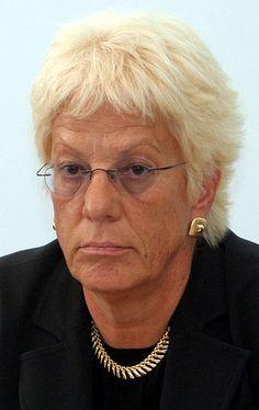 Carla Del Ponte Chefanklägerin