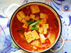 Kimchi jjigae is a popular and favorite Korean stew. It's spicy, lovely and flavorful!