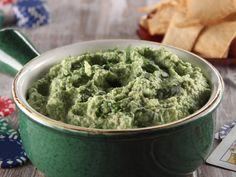 Spicy Edamame Dip Recipe : Trisha Yearwood : Food Network - FoodNetwork.com