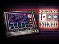 Casino mit Pick em Poker gratis spielen - http://rtgcasino.eu/spiel/pick-em-poker-online-spielen/ #VideoPoker