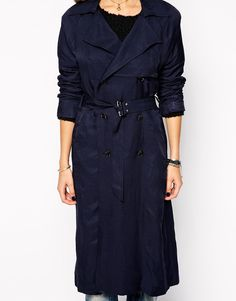 Image 3 of G Star Relaxed Trench Coat