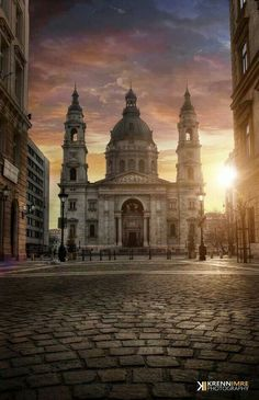 I'm a photographer based in Budapest / Hungary. Shooting mostly cityscapes from Budapest and landscapes in Hungary. Wonderful Places, Beautiful Places, Travel Around The World, Around The Worlds, Adventures Abroad, Church Architecture, Cathedral Church, Beautiful Buildings, Kirchen
