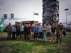 Be the Best OBA R&R during Paul #Bunyan with #ArmyWales