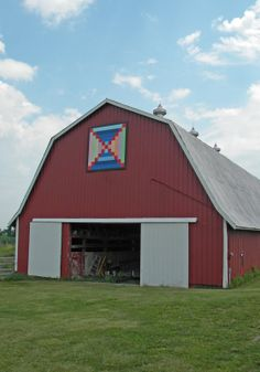 Barn Quilts and the American Quilt Trail: A Kentucky Treasure