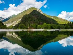 Spiegelung im Jasna See Seen, Golf Courses, River, Outdoor, Travelling, Mountain, Campsite, Travel Report, Rv